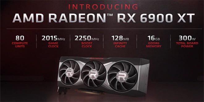 AMD Radeon RX 6900 XT Sudah Bisa Di Pesan