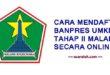 Cara Mendaftar Banpres UMKM Tahap II Malang secara Online