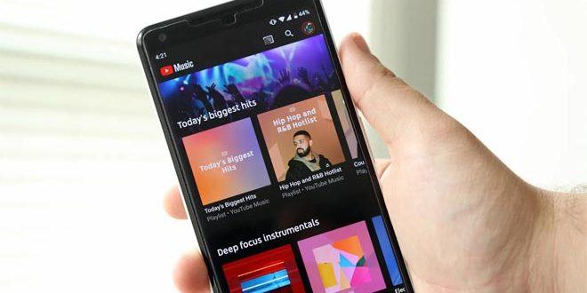 Fitur-fitur terbaru Youtube Music