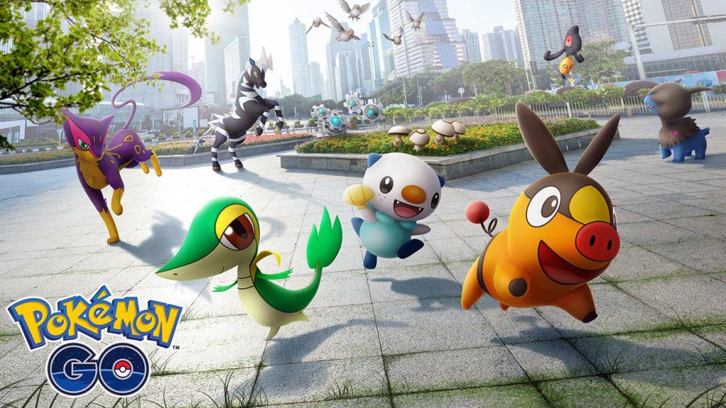 Game Paling Untung 2020 Pokemon Go