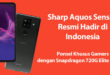 Sharp Aquos Sense4