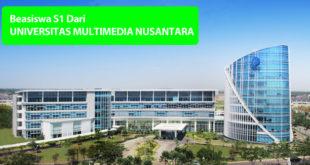 Beasiswa S1 Dari Universitas Multimedia Nusantara