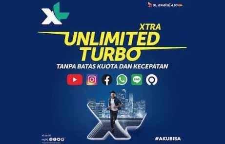 Daftar Paket Internet Unlimited XL Axiata 2021